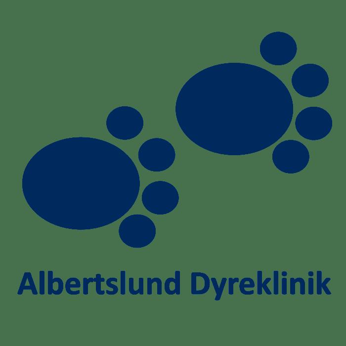 Albertslund-dyreklinik-logo